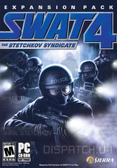 SWAT 4: The Stetchkov Syndicate (Expansion Pack) for PC