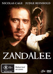 Zandalee on DVD