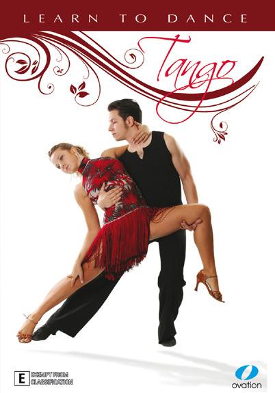 Learn To Dance - Tango on DVD