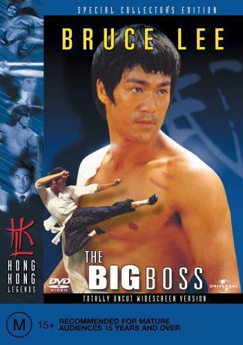 Big Boss, The - Special Collector's Edition on DVD