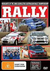 Rally: Highlights Of The 2005 Globalstar Australian Rally Championship on DVD