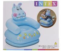 Intex: Happy Animal Chair - Hippo