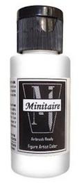 Badger: Minitaire Acrylic Paint - Snow White (30ml)
