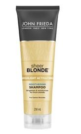 John Frieda Sheer Blonde Moisturising Shampoo - Darker Shades (250ml)