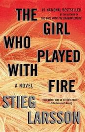The Girl Who Played with Fire (Millennium Trilogy #2) by Stieg Larsson image