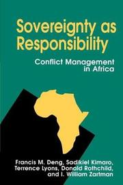 Sovereignty as Responsibility by Francis M. Deng