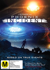 The Phoenix Incident on DVD