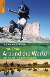 The Rough Guide to First-Time Around The World by Doug Lansky image