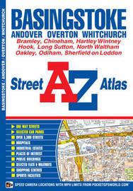 Basingstoke Street Atlas by Geographers A-Z Map Company