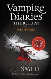 Nightfall (Vampire Diaries: The Return #1) UK Edition by L.J. Smith image