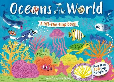 Oceans of the World by Hui Skipp