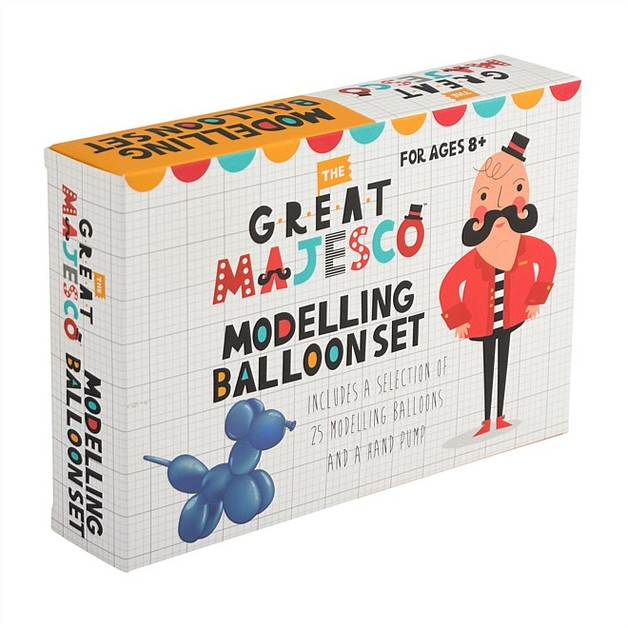 The Great Majesco: Modelling Balloon Set
