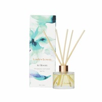 Linden Leaves: In Bloom Fragrance Diffuser - Aqua Lily (100ml)