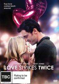 Love Strikes Twice on DVD