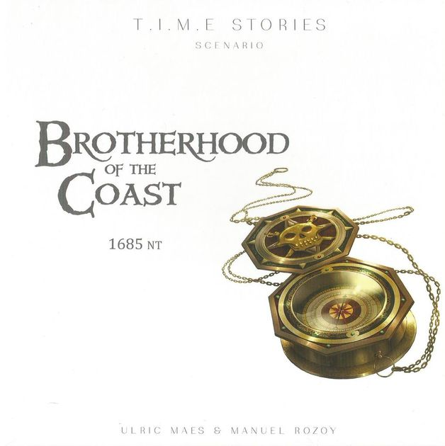 T.I.M.E Stories: Brotherhood of the Coast - Expansion Set