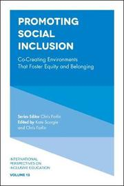 Promoting Social Inclusion