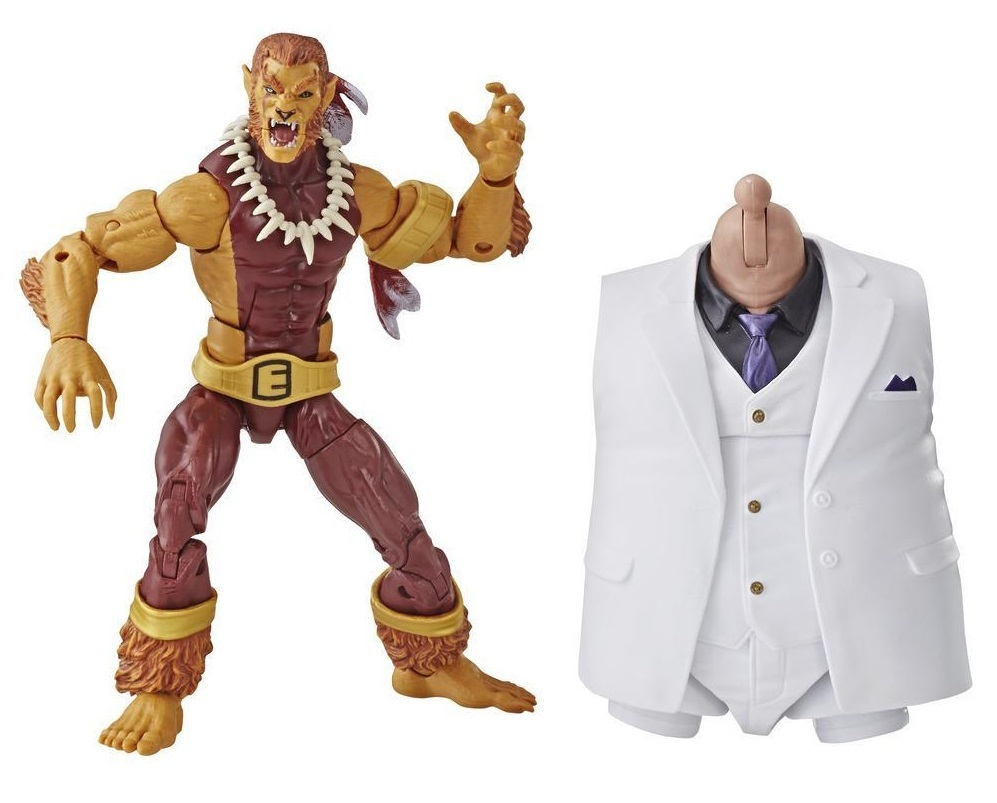"Marvel Legends: Puma - 6"" Action Figure image"
