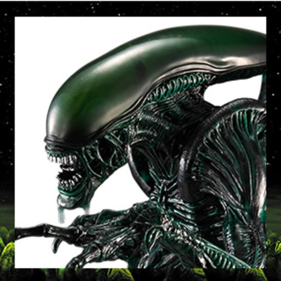 Alien: PM Figure - Alien Warrior - PVC image