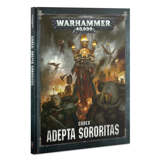 Warhammer 40,000 Codex: Adepta Sororitas