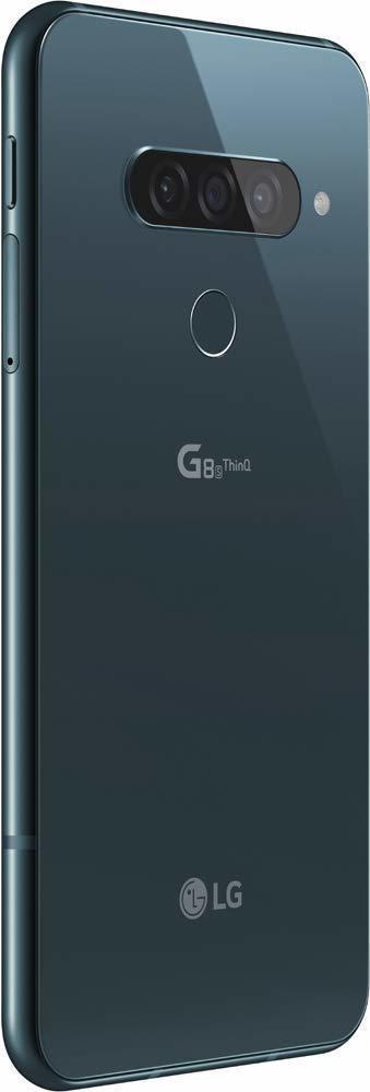 LG ThinQ G8S - 6GB RAM - 128GB - Dual SIM - Teal image