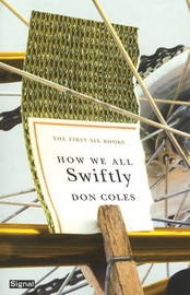 How We All Swiftly by Don Coles