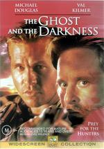 Ghost And The Darkness on DVD