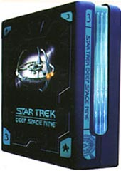 Star Trek - Deep Space Nine Season 3 (7 Disc Box Set) on DVD