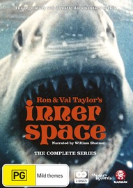 Inner Space - The Complete Series on DVD