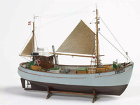 Billing Boats Mary Ann Wooden 1/33 Model Kit