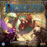 Descent Journeys in the Dark - Labyrinth of Ruin
