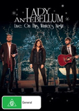 Lady Antebellum - Live On This Winter's Night DVD