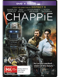 Chappie on DVD
