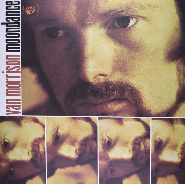 Moondance (LP) by Van Morrison