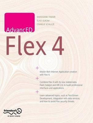 AdvancED Flex 4 by Shashank Tiwari