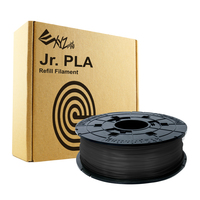 Da Vinci Filament For Mini Maker/Jr- PLA Refill Pack (Black) image