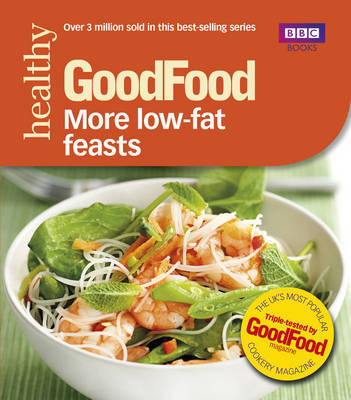 Good Food: More Low-fat Feasts by Sharon Brown image