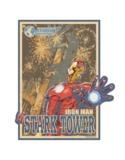 Marvel: Travel Luggage Sticker - Iron Man #3