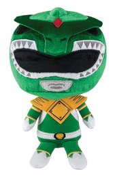 Power Rangers - Green Ranger Hero Plush image