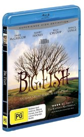 Big Fish on Blu-ray image