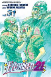 Eyeshield 21, Volume 31 by Riichiro Inagaki image