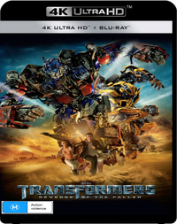 Transformers: Revenge Of The Fallen on UHD Blu-ray image