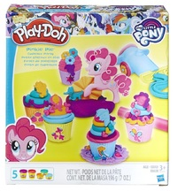 Play-Doh: My Little Pony - Pinkie Pie Cupcake Party