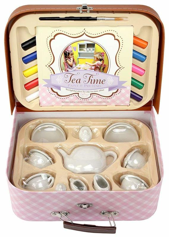 Spice Box: Tea Time - Paint & Pretend Kit
