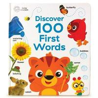 Discover 100 First Words by Scarlett Wing