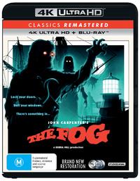 The Fog (1980) on UHD Blu-ray
