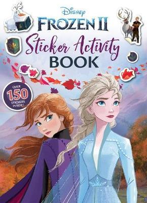 Frozen 2: Sticker Activity Book