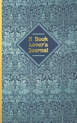 A Book Lover's Journal by Boss Girl Life