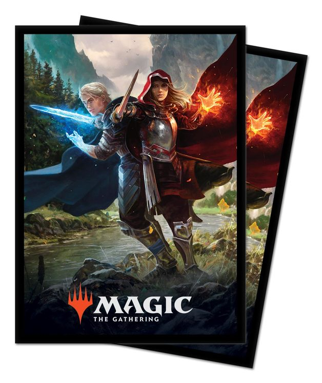 Ultra Pro: Magic The Gathering Deck Protector: Throne of Eldraine Royal Scions