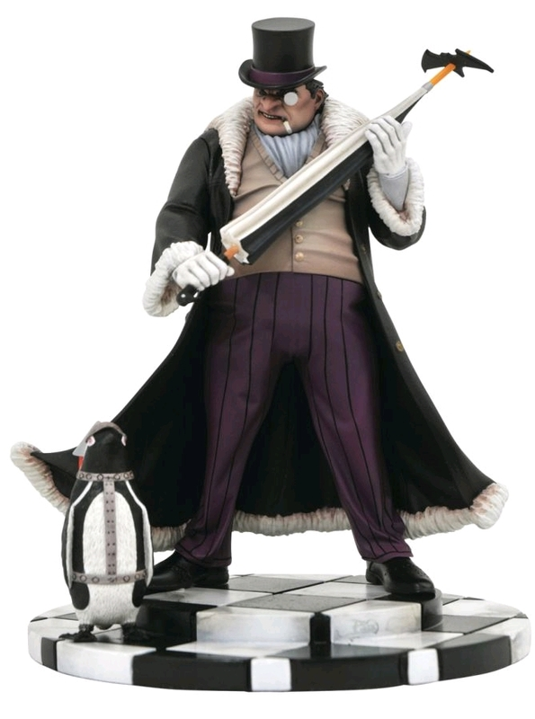 DC Comics: The Penguin - Gallery Statue