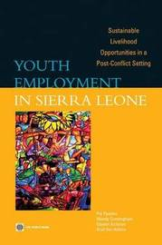 Youth Employment in Sierra Leone by Pia Peeters